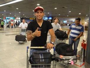 Jael - Sport (Foto: Lula Moraes/GloboEsporte.com)
