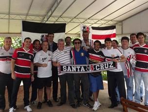 Santa Cruz (Foto: Divulgação/Marília Fraga)
