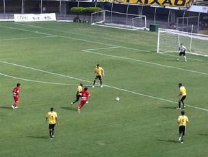 atlético sorocaba são bernardo (Foto: Mateus Soares / TV TEM)