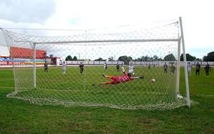 Princesa vence o Operário por 4 a 1, em Manacapuru (Foto: Divulgação/Francimar Lima)