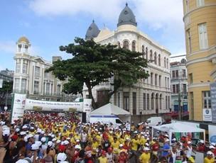 Corrida das Pontes do Recife (Foto: Divulgação)