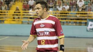 Falcão, jogador de futsal do Orlândia (Foto: Marcelo Foto/Divulgação)