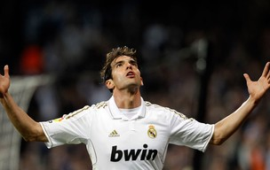 kaka real madrid x  espanyol (Foto: Reuters)