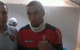 Bruno Aguiar - Sport (Foto: Divulgação/Sport)
