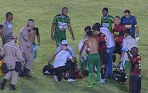 Bruno Aguiar - Sport (Foto: Reprodução/SportTV)