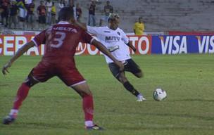 4 de Julho x Sport (Foto: Reprodução / TV Globo)
