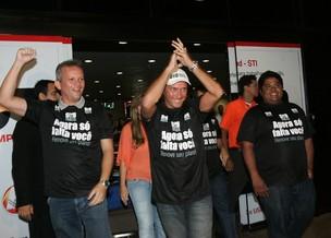 Chegada PC Norões em Fortaleza (Foto: Tuno Vieira/ Agência Diário)