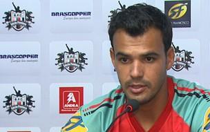 Rafael, goleiro do Botafogo-SP (Foto: Reprodução EPTV)