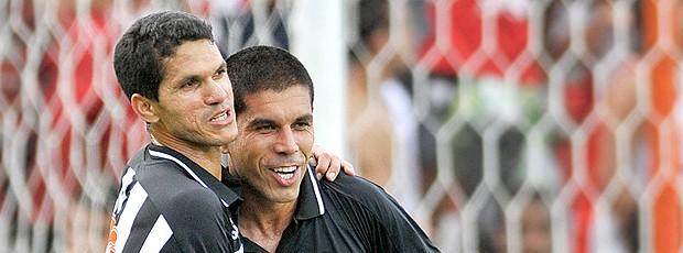 Magno Alves Ricardinho gol Atlético-MG (Foto: Ag. Estado)