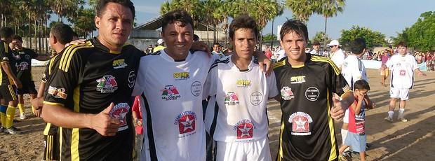 Marquinhos Mossoró no Baraúnas (Foto: Carlos Guerra Júnior / Divulgação)