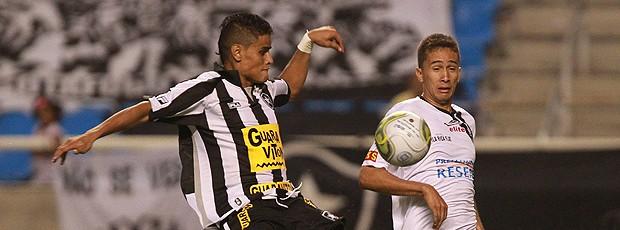 everton botafogo x resende (Foto: Fernando Maia/Globo)