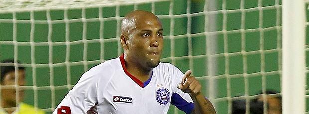 Souza gol Bahia (Foto: Ag. Estado)