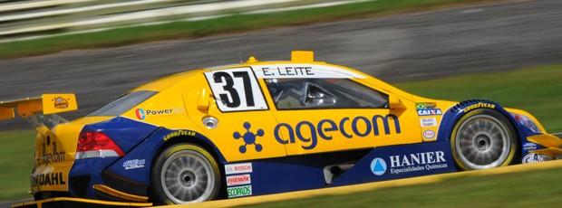 Stock Car: Eduardo Leite acelera na pista (Foto: Divulgação / Fernando Freixossa)