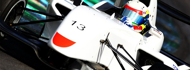 Fórmula Futuro: Johilton Pavlak acelera em Interlagos (Foto: Carsten Horst)