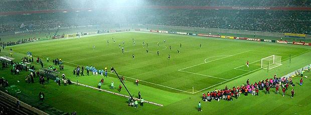 estádio de Yokohama no Japão (Foto: Getty Images)