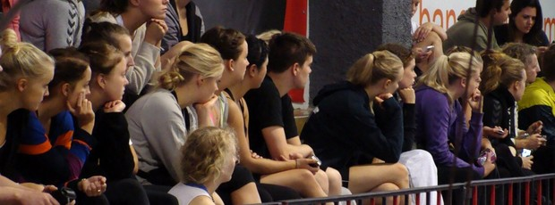 ginástica treino seleção (Foto: Gabriele Lomba / Globoesporte.com)