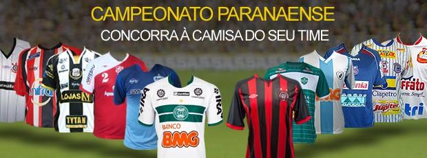 promoção campeonato paranaense 02 (Foto: globoesporte.com)
