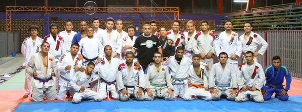 CT asle têm mais de 300 atletas  (Foto: Frank Cunha)