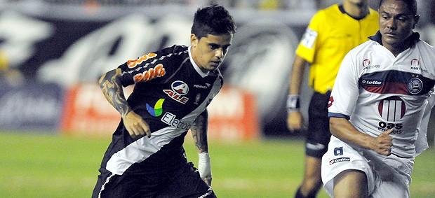 Fagner Vasco x Bahia (Foto: FOTOCOM)