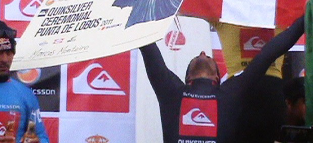 marcos monteiro campeão big rider surfe zona de impacto (Foto: Reprodução SporTV)