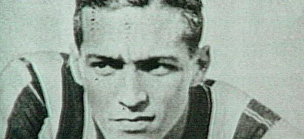 Heleno de Freitas, ex-jogador do Botafogo (Foto: Reprodução)