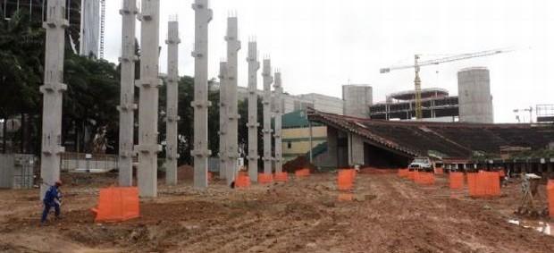 Arena Palestra (Foto: Divulgação)