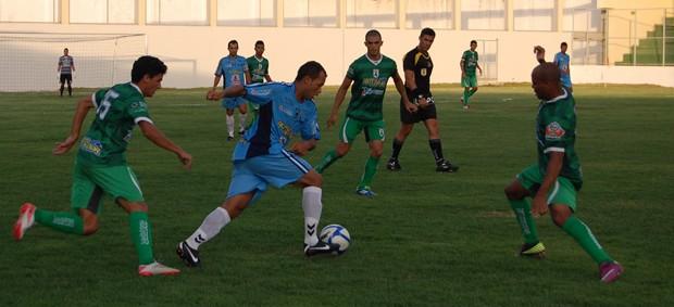 CSP x Sousa, 3ª rodada do Campeonato Paraibano (Foto: Rammom Monte)