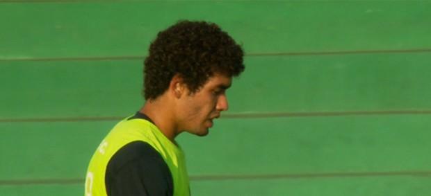 Bruno Mendes, atacante do Guarani (Foto: Reprodução EPTV)
