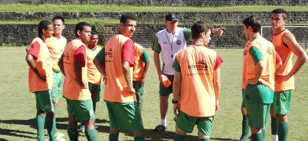 Gilmar Dal Pozzo treinador Veranópolis (Foto: Carlos Alberto Jung / Divulgação Veranópolis)