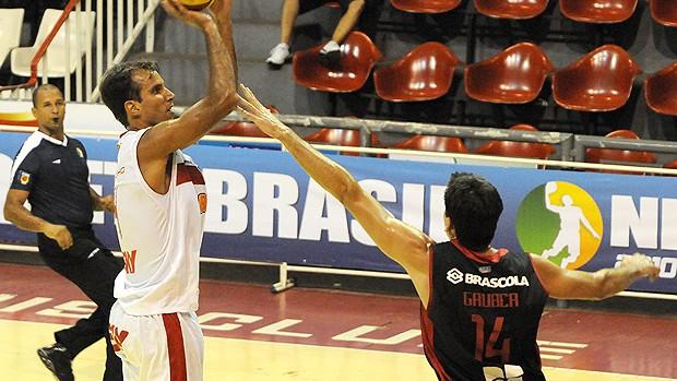 Basquete Marcelinho Flamengo
