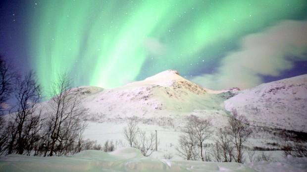 clayton conservani Aurora Boreal blog planeta extremo (Foto: blog planeta extremo)