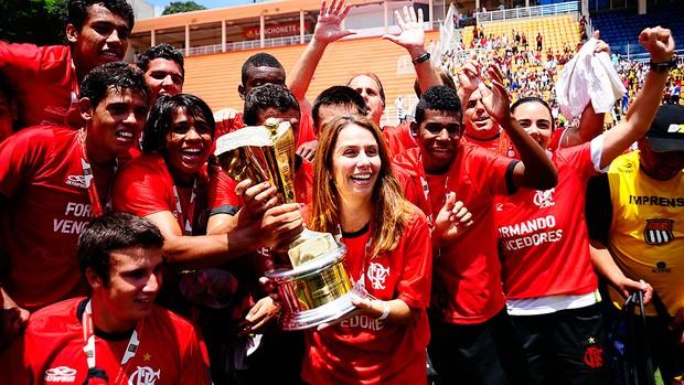flamengo campeão copa são paulo (Foto: Marcos Ribolli/Globoesporte.com)