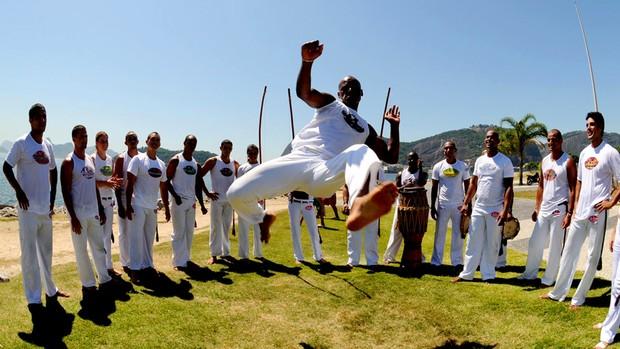 jefferson botafogo capoeira