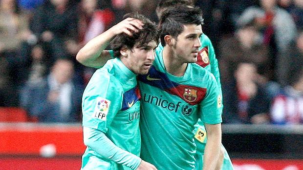 Barcelona fica no empate com Gijón em dia de golaços (EFE)