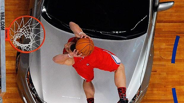 Blake Griffin All Star Games enterradas (Foto: Getty Images)