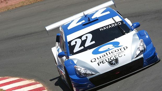 Stock Car Rodrigo Navarro  (Foto: Rafael Gaglaino / MS2)