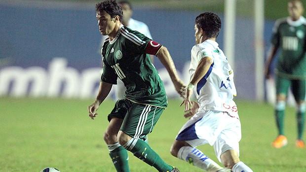 kleber Palmeiras x Santo André (Foto: Ag. Estado)