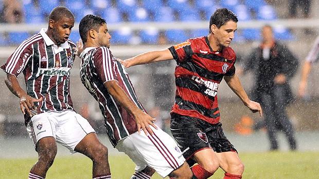 Apesar da derrota, Gum parabeniza a equipe (Bruno de Lima / VIPCOMM)