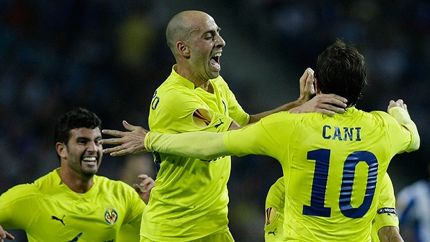 porto x villarreal cani gol (Foto: Getty Images)