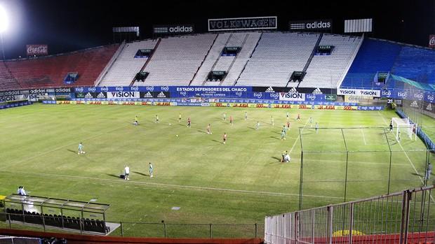 estádio Defensores del Chaco (Foto: Cahê Mota/Globoesporte.com)