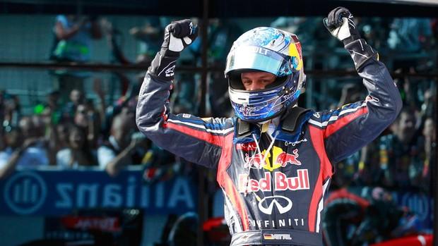 Vettel GP Turquia (Foto: Reuters)