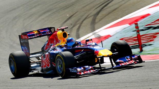 Vettel GP Turquia (Foto: EFE)