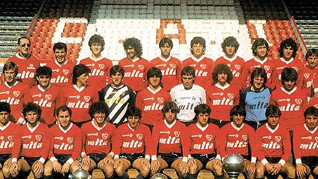 Club atletico Independiente (Foto: Site Oficial do Clube)
