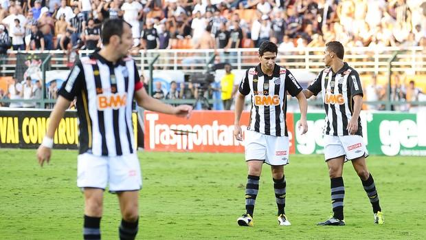 Ganso do Santos (Foto: Marcos Ribolli / Globoesporte.com)