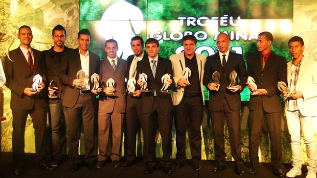 Troféu Globo Minas anuncia os melhores (Fernando Martins / Globoesporte.com)