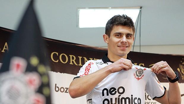 Alex Corinthians (Foto: Ag. Estado)