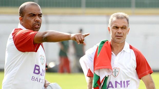 Jorginho Anderson Lima Portuguesa (Foto: Divulgação)