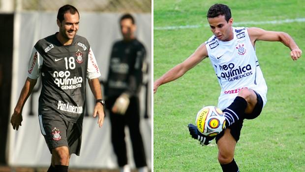 Danilo Morais Corinthians (Foto: Montagem sobre foto do Globoesporte.com)