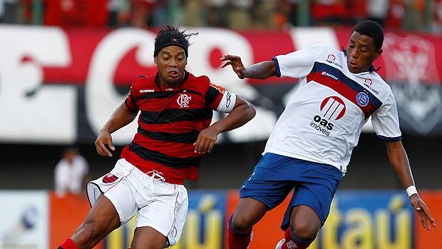 Ronaldinho: 'Os erros não apagam nosso bom jogo'