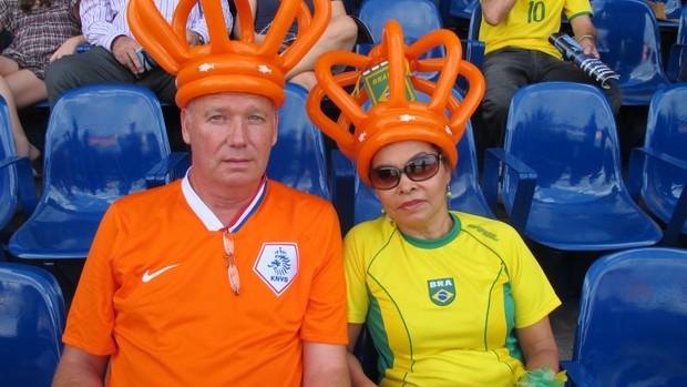jogo Brasil x Holanda: assista ao amistoso Assistir Amistoso 2011 futebol